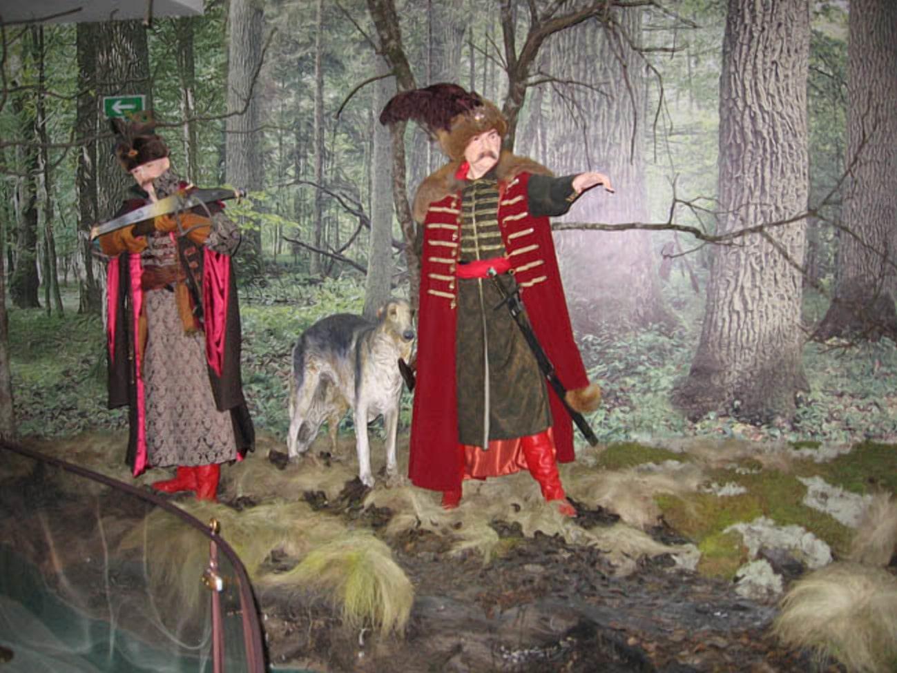 Охота в Беловежской Пуще послужила началом карьеры