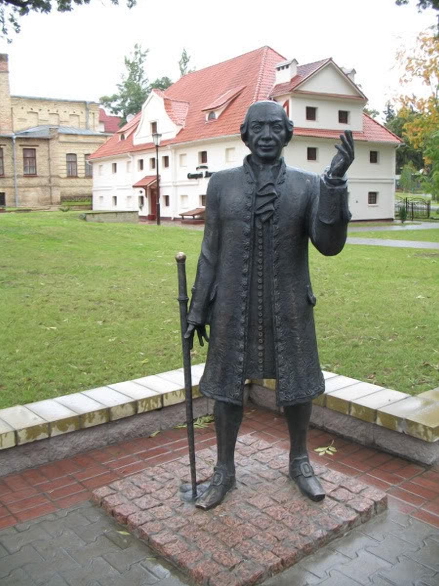 Памятник Антонию Тызенгаузу