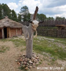 Ритуальный столб