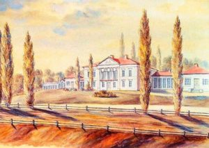 Усадьба Полонечка в 19 веке