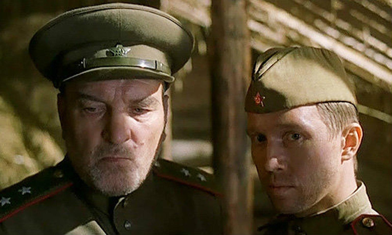 Алексей Петренко - генерал разведчик