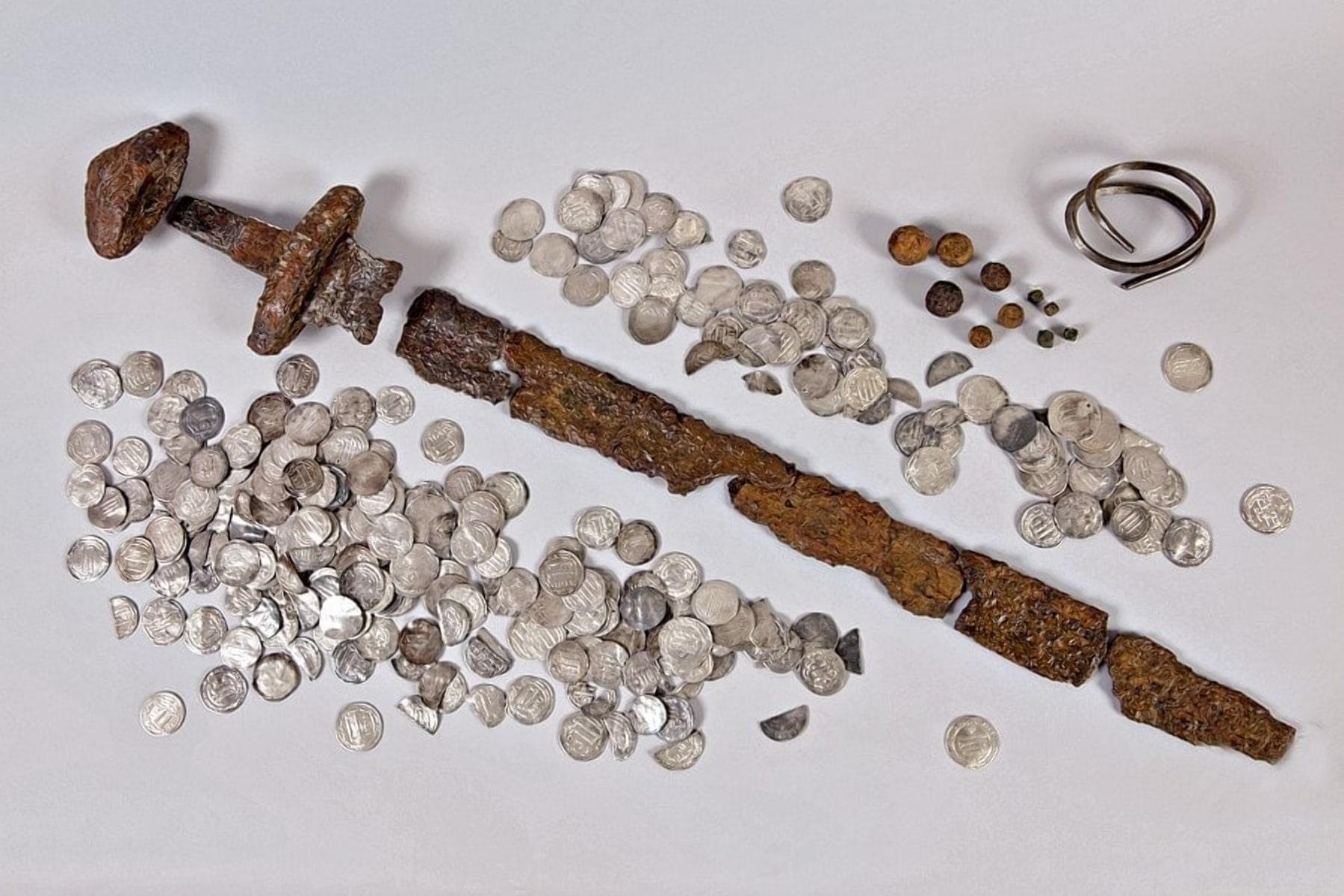 Археологические ценности