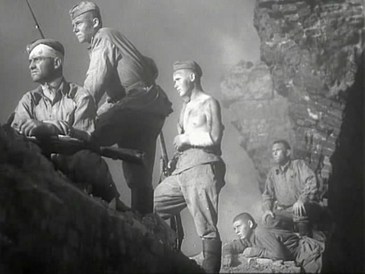 Бессмертный гарнизон снимался в послевоенной крепости