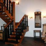 Двухуровневый люкс, лестница