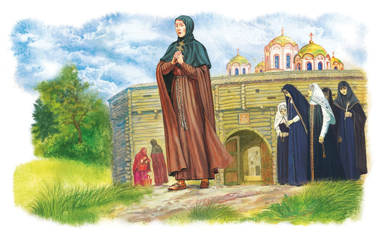 Ефросинья - духовная наставница Беларуси
