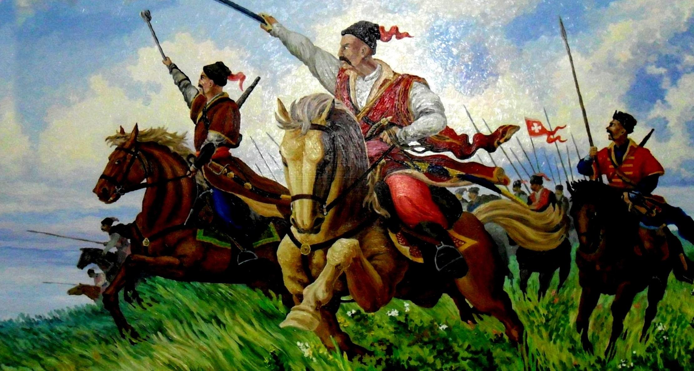Запорожские казаки воевали с обоих сторон