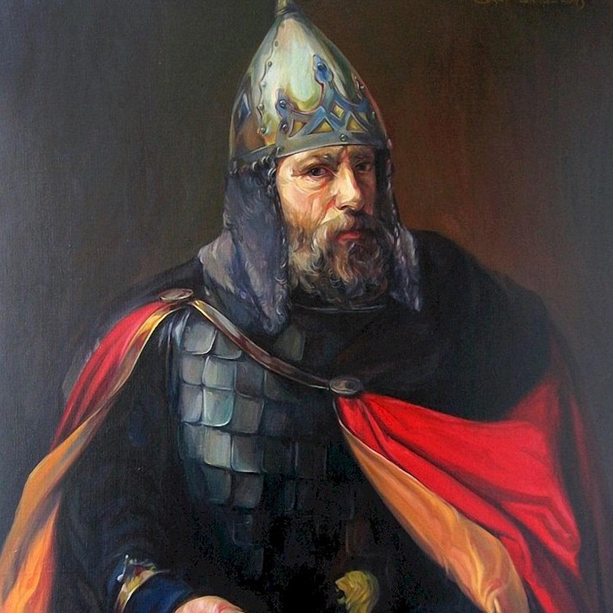 Изяслав Полоцкий - сводный брат Ярослава Мудрого