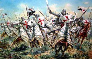 Тамплиеры - самый богатый рыцарский орден