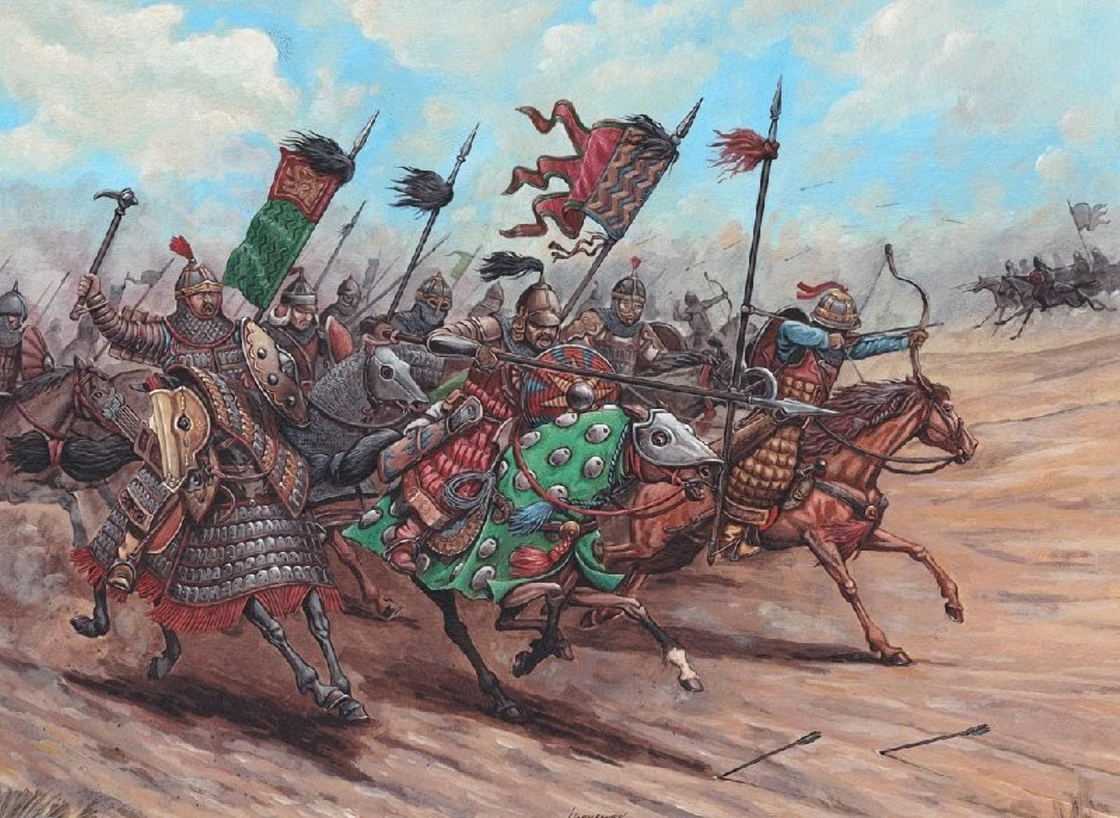 Татары - коварные союзники ВКЛ