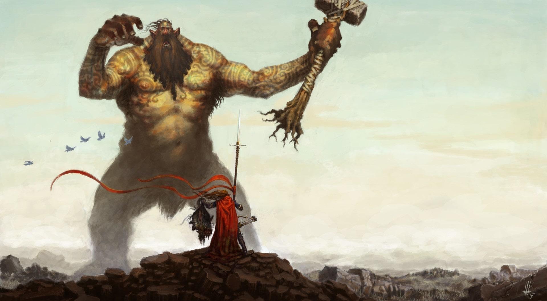 Асилки - герои народных сказок из скандинавской мифологии