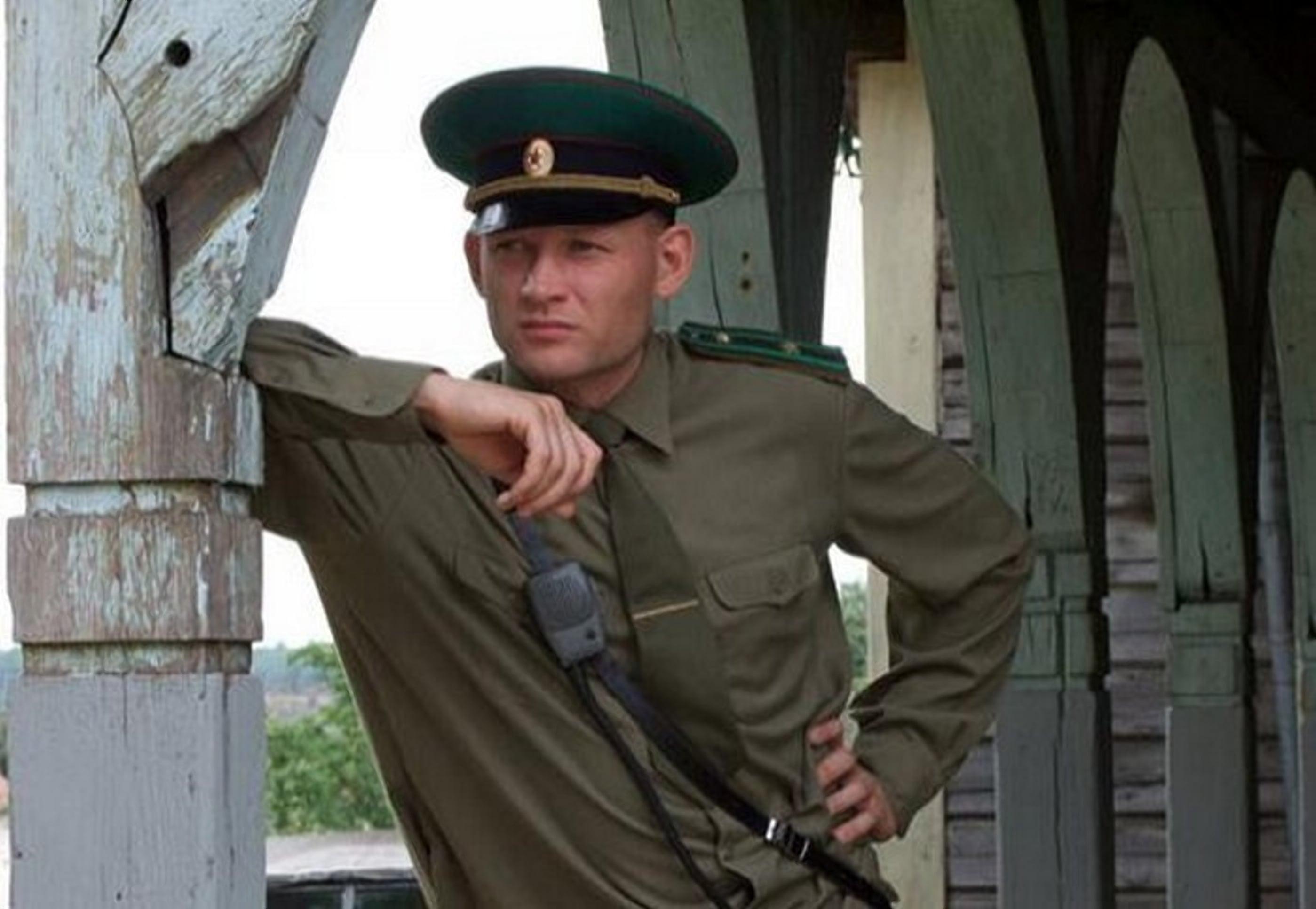 Государственная граница по белорусски