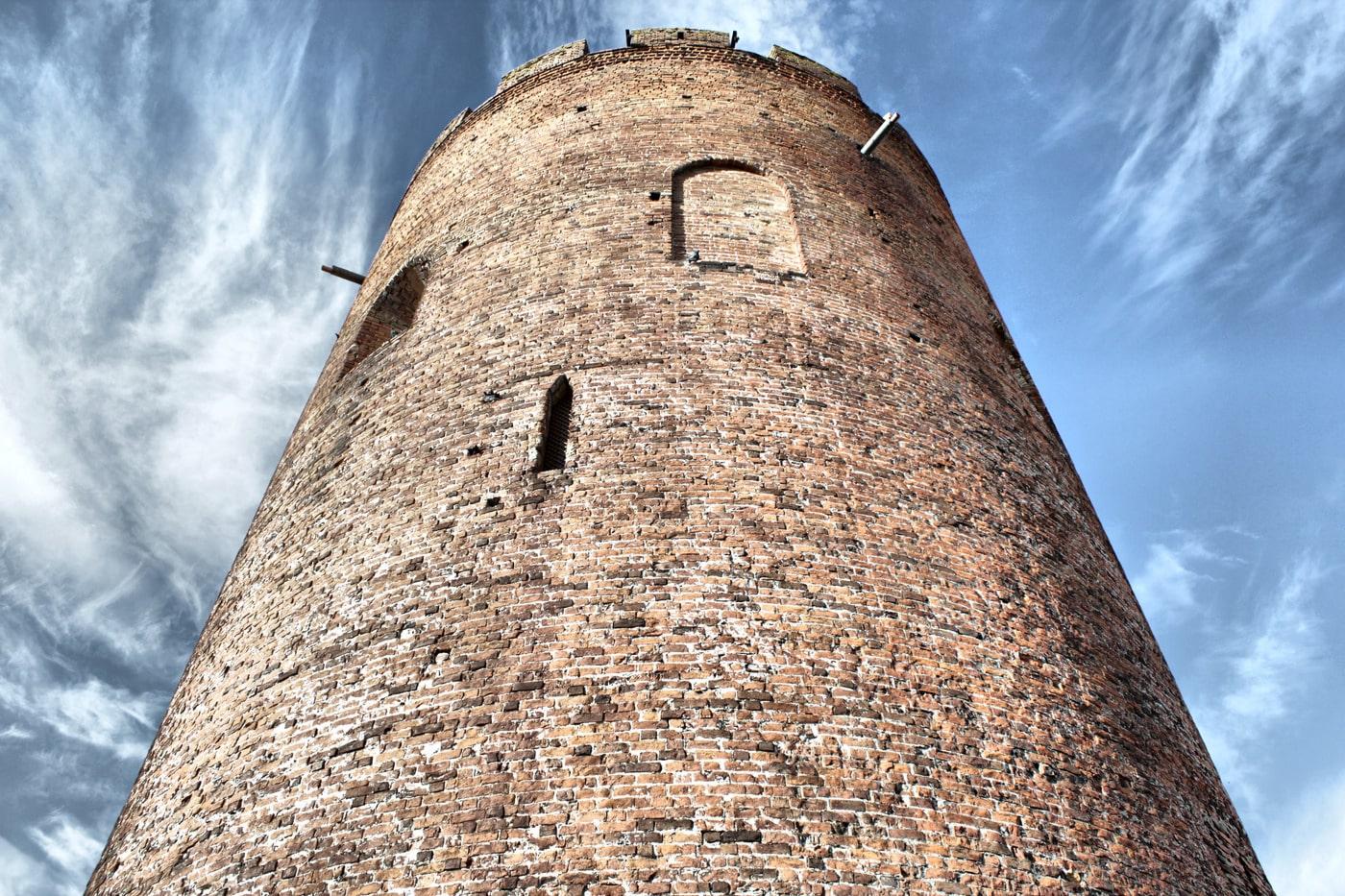 Древняя Белая Вежа