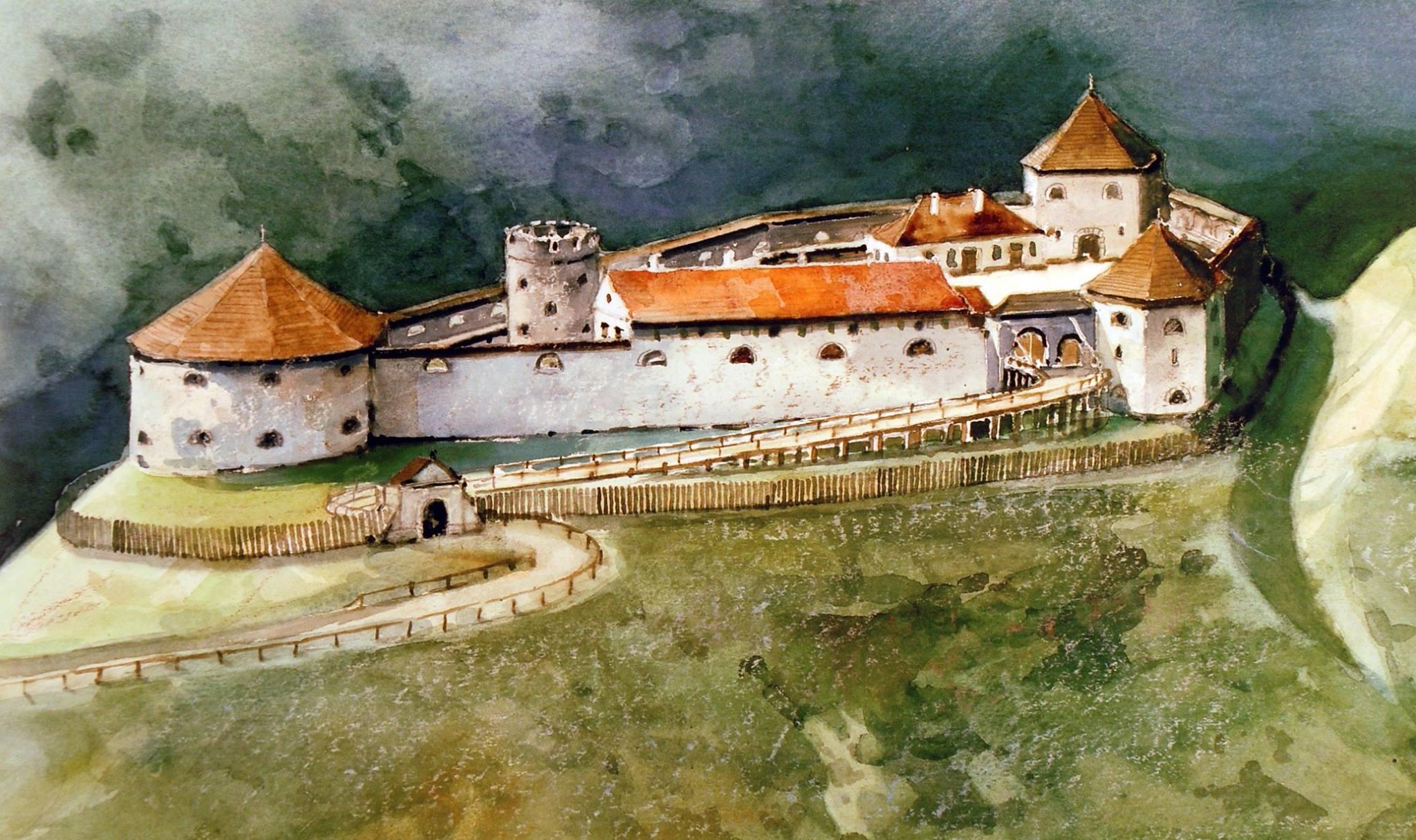 Замок Хрептовича