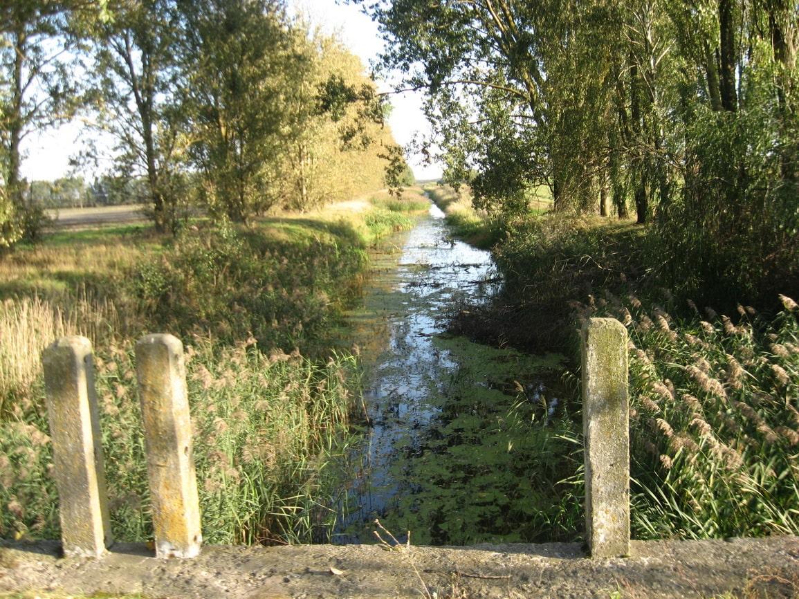 Канал королевы Боны сохранился