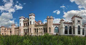 Коссовский дворец Пусловского