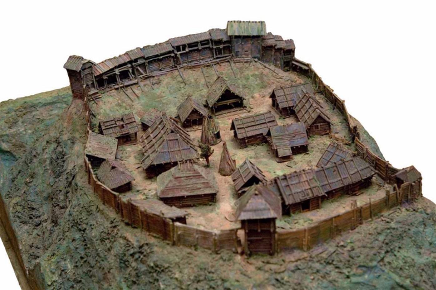 Коссовский форт 12 века