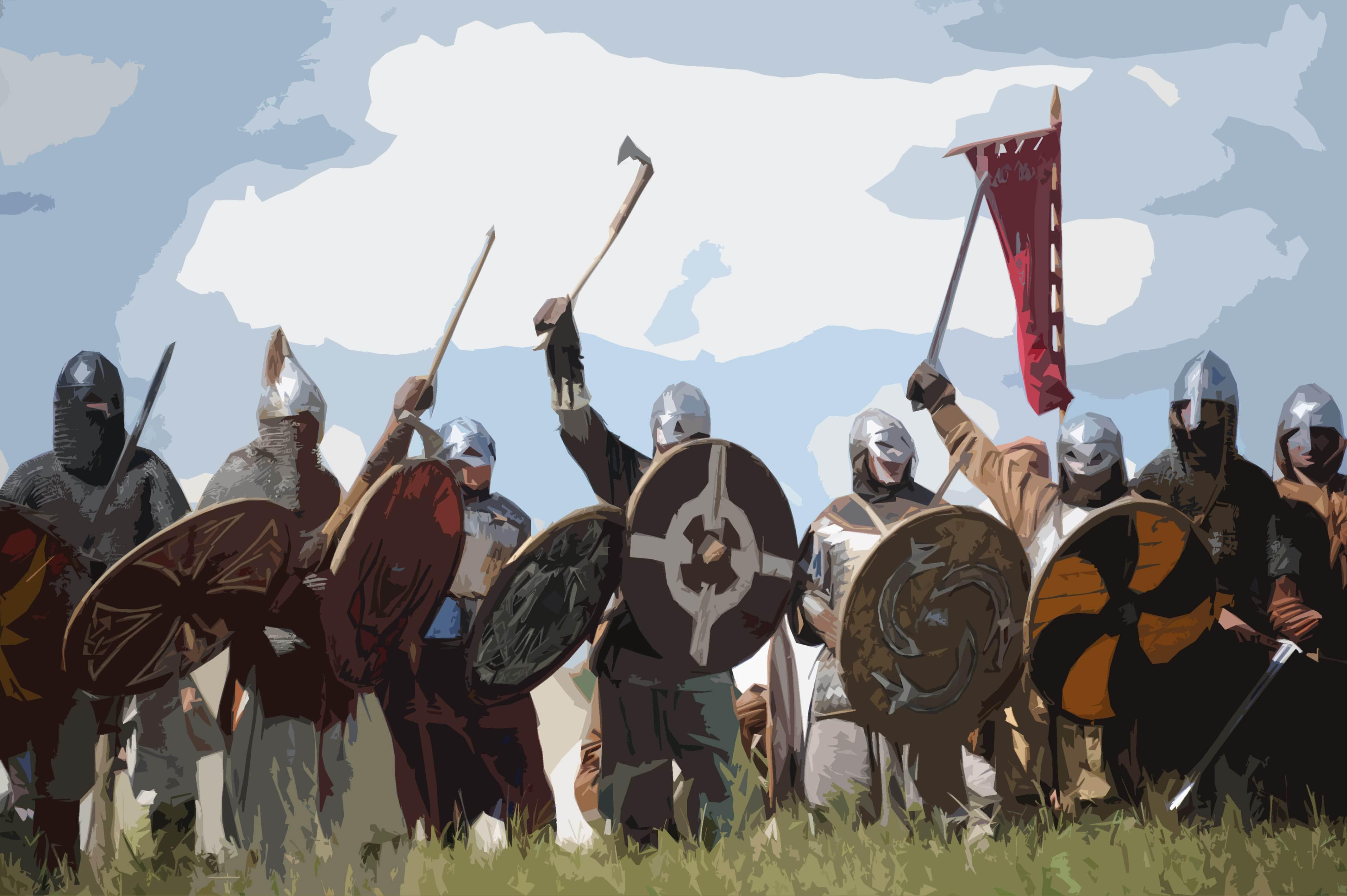Полоцк основали выходцы из Норвегии
