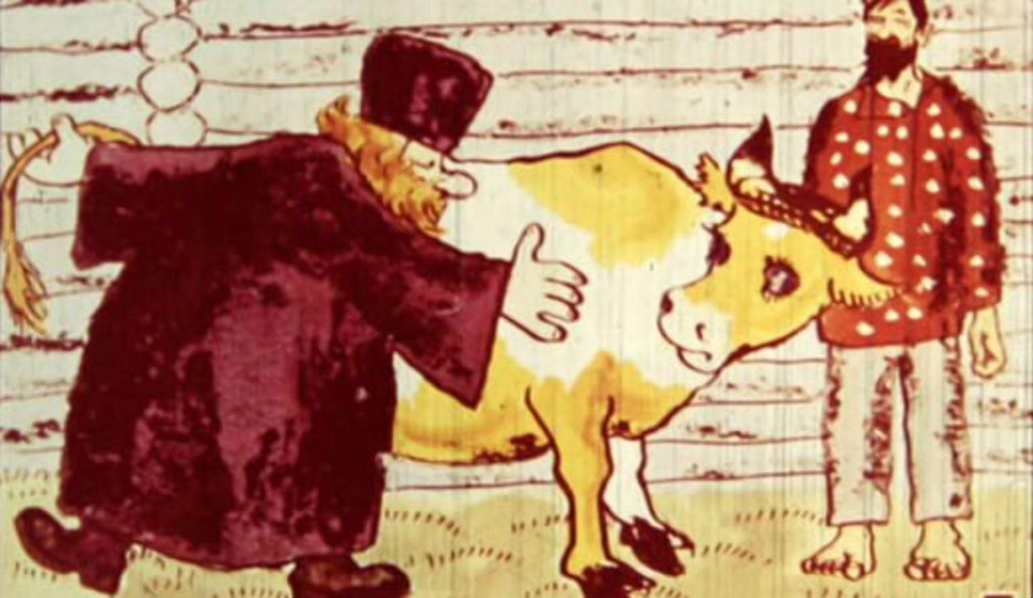 Поп - отрицательный персонаж белорусских сказок