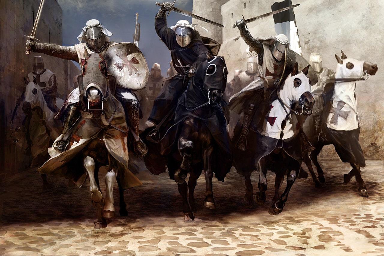 Рыцари ордена планировали закрепиться в Каменце надолго