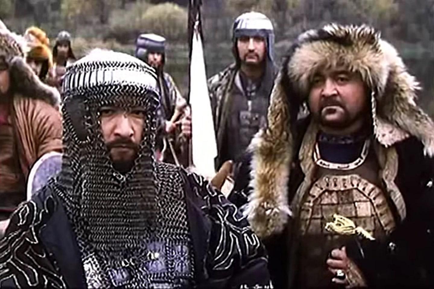 Татары в Полоцке бывали как охрана караванов