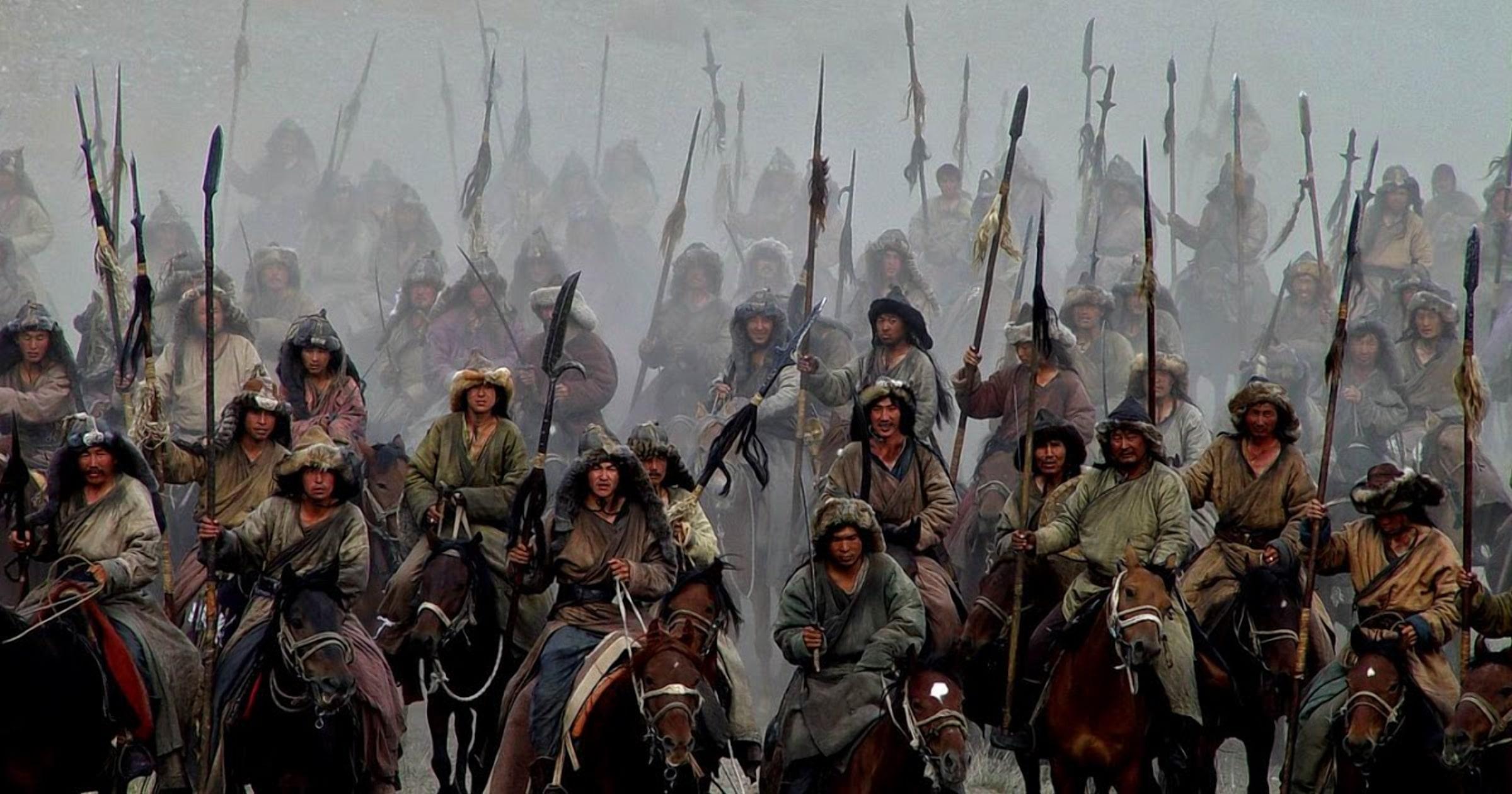 Татары шли в набег на Литву вместе с галицкими дружинами