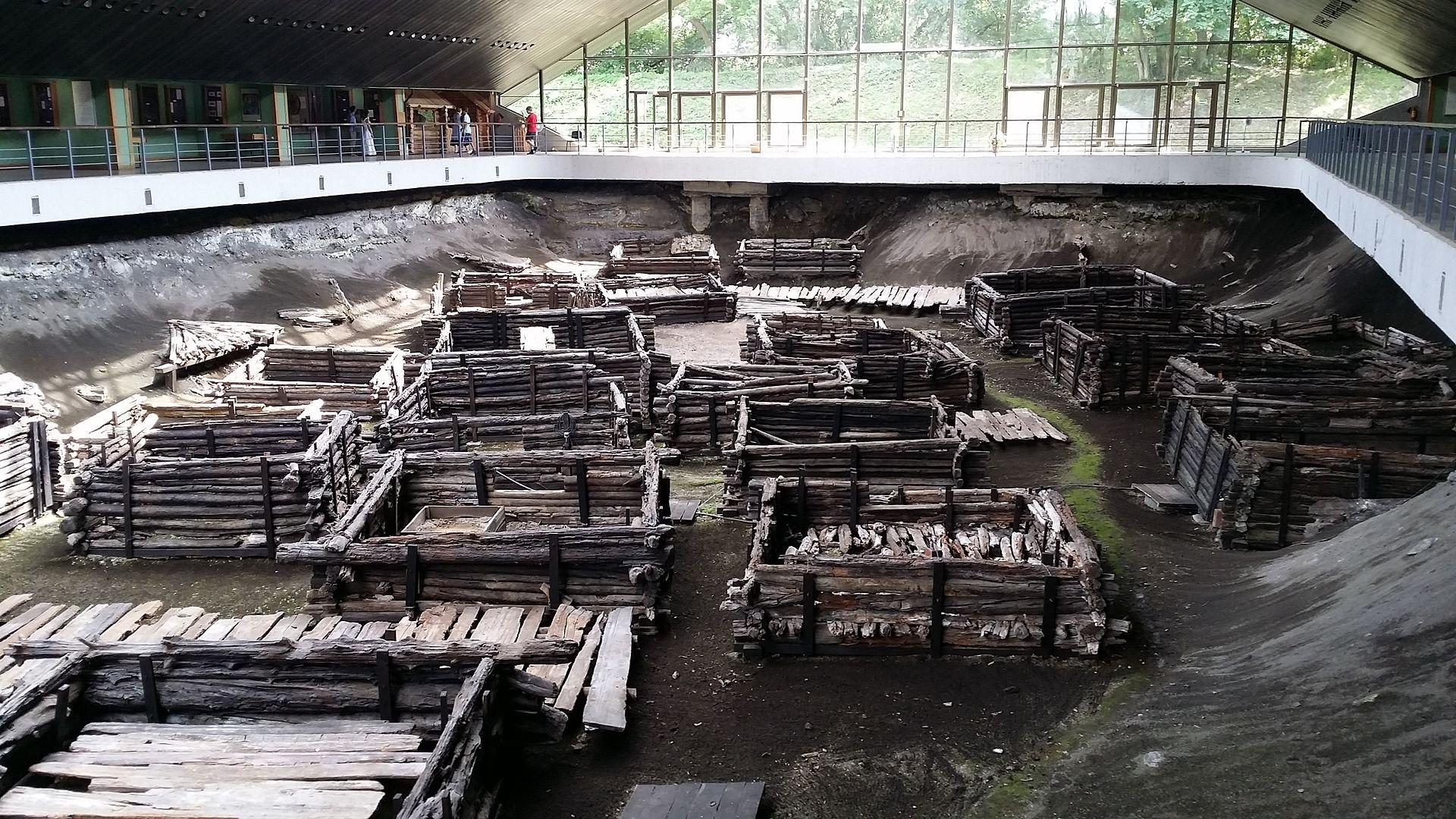 Берестье - древний таможенный пост