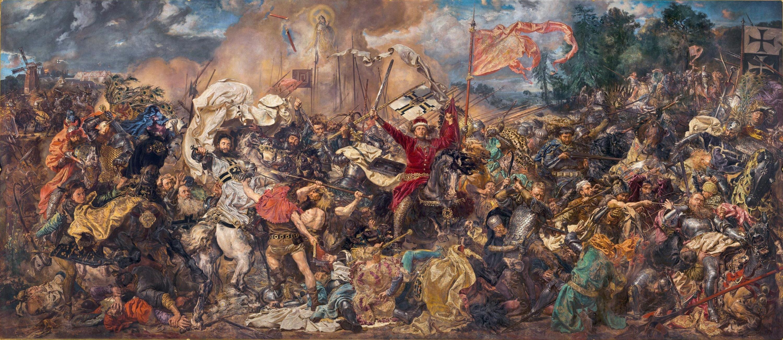 Брестская хоругвь охраняла в битве Витовта