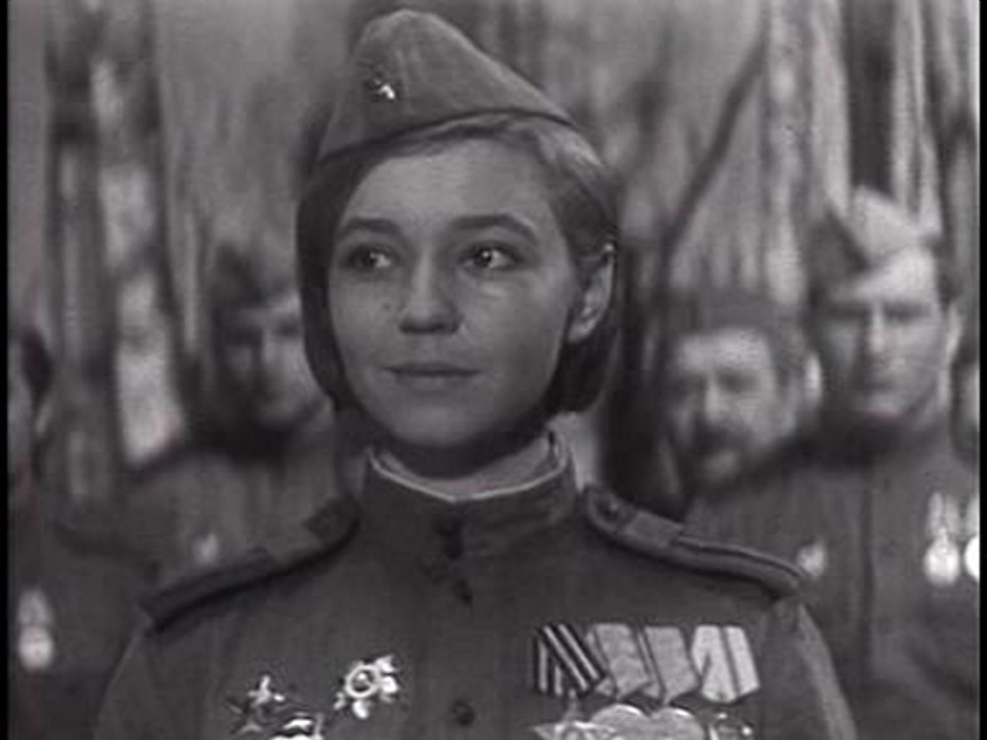 Любовь Румянцева активно снималась в конце 60-х