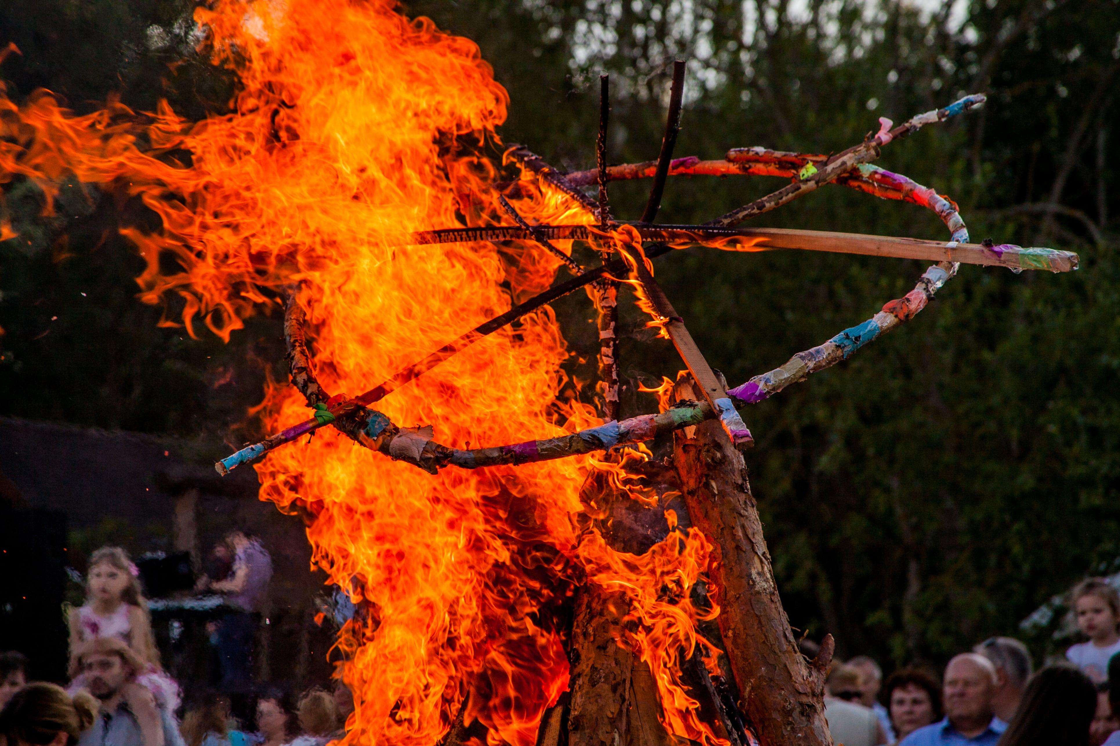 Праздник уходящий корнями в седую древность