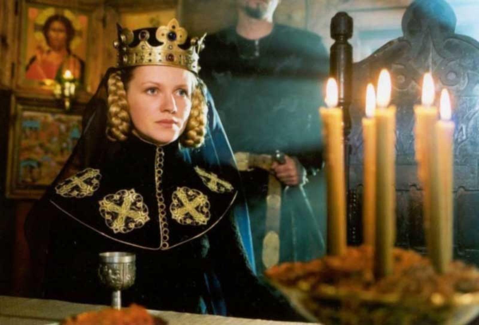 Светлана Зеленковская - настоящая королева