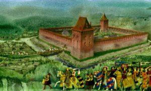 Средневековый Крево