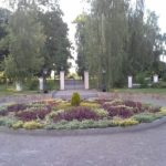 Внутренний дворик усадьбы
