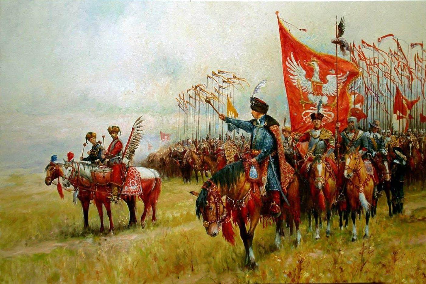 Войска Речи Посполитой жестко подавили могилевский мятеж