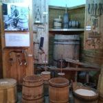 Выставка в музее Мотоля