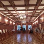 Выставка картин в усадьбе Козел-Поклевских