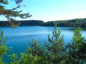 Голубые озера Любанский район