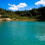 Голубые озера в Любанском районе