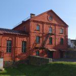 Здание водяной мельницы фото
