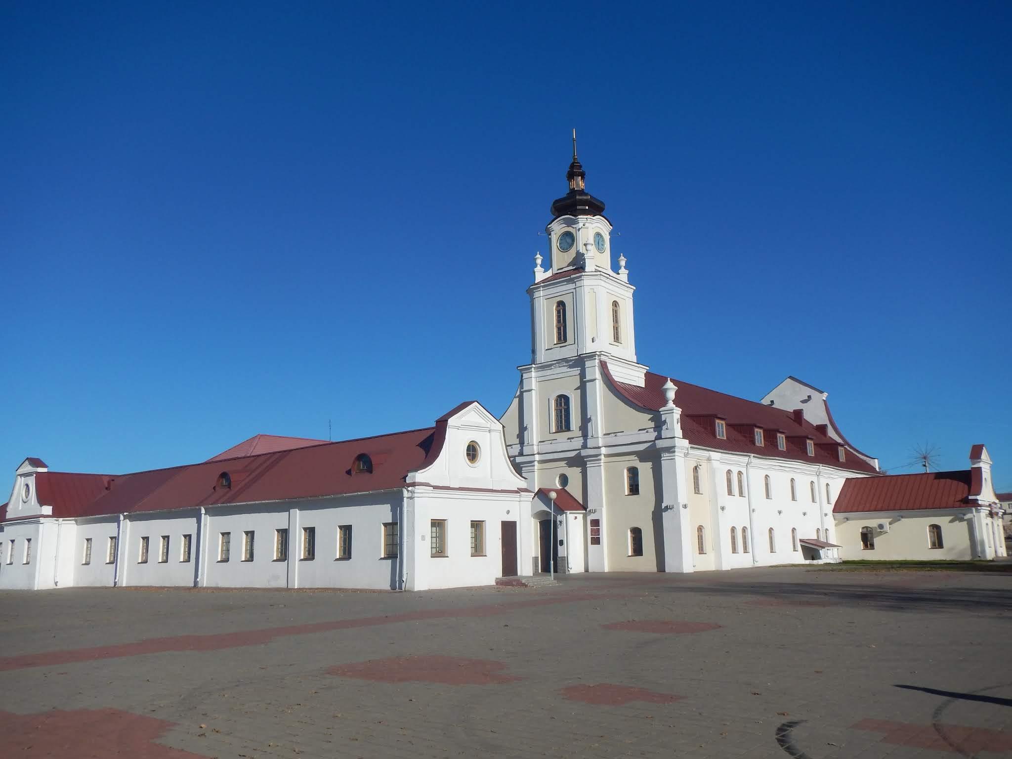 Иезуитский коллегиум (Орша)