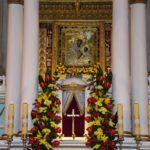 Икона в костеле в Будславе