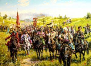 Казачьи банды сумели захватить Могилев и поднять мятеж