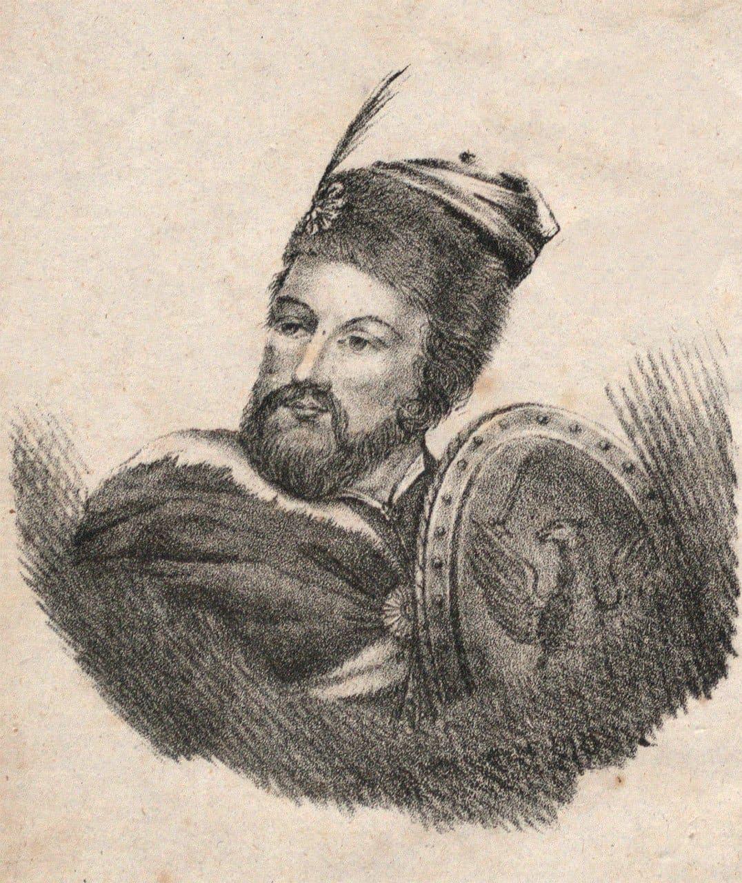 Казимир Ягеллончик за спасение жены подарил Могилеву церковь