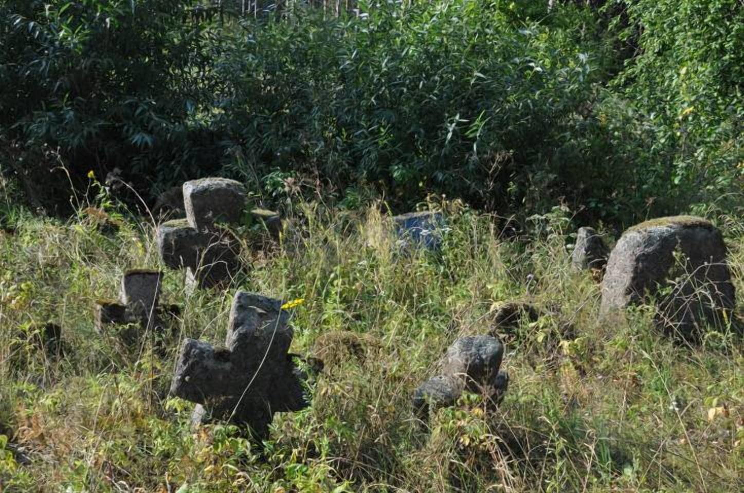 Каменные кресты Витебской области