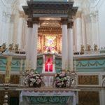 Костёл Вознесения Пресвятой Девы Марии, алтарь