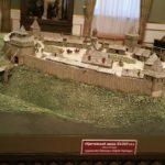 Кричевский замок 15-17в, реконструкция