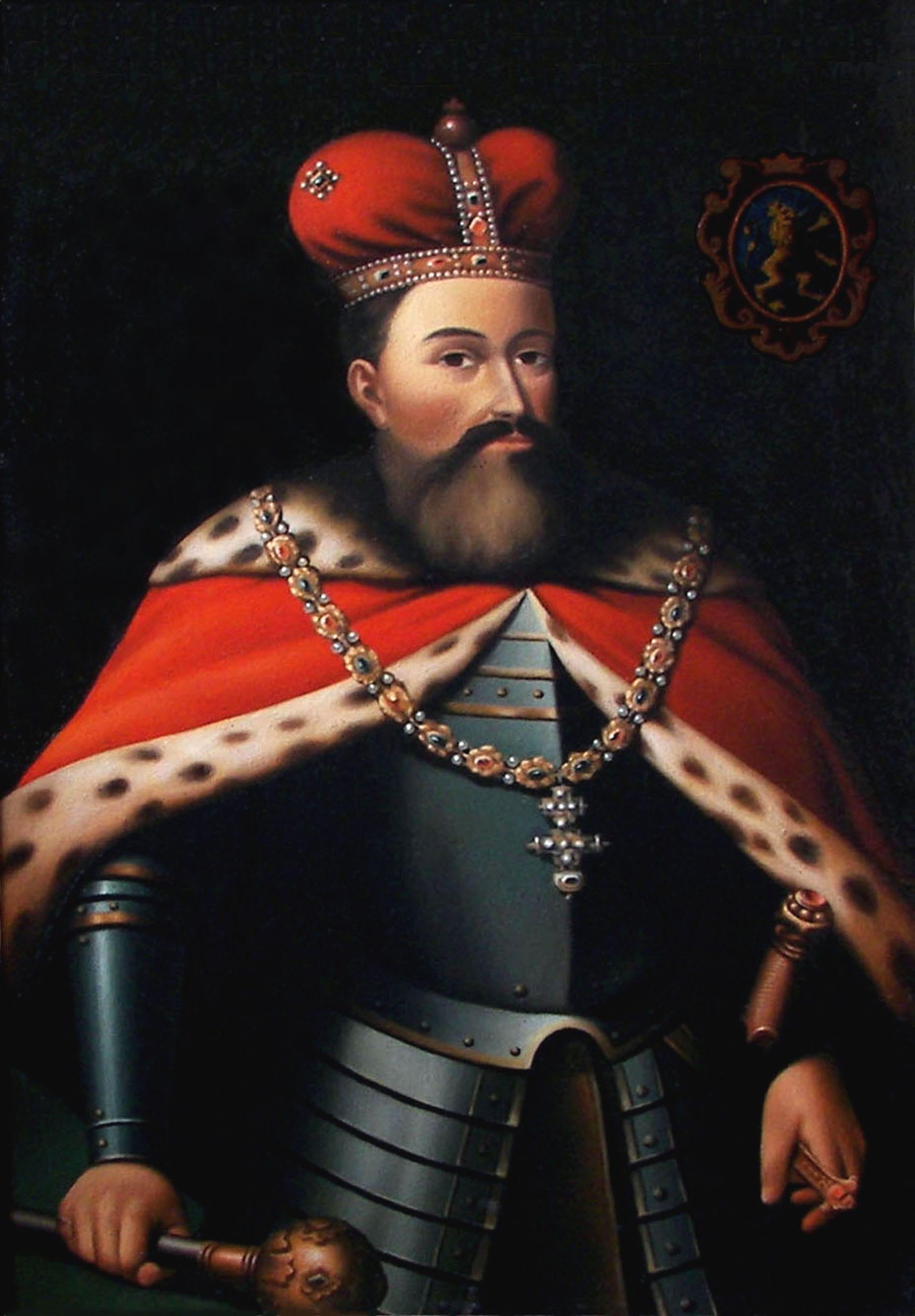 Лев Данилович Галицкий - один из предполагаемых основателей Могилева