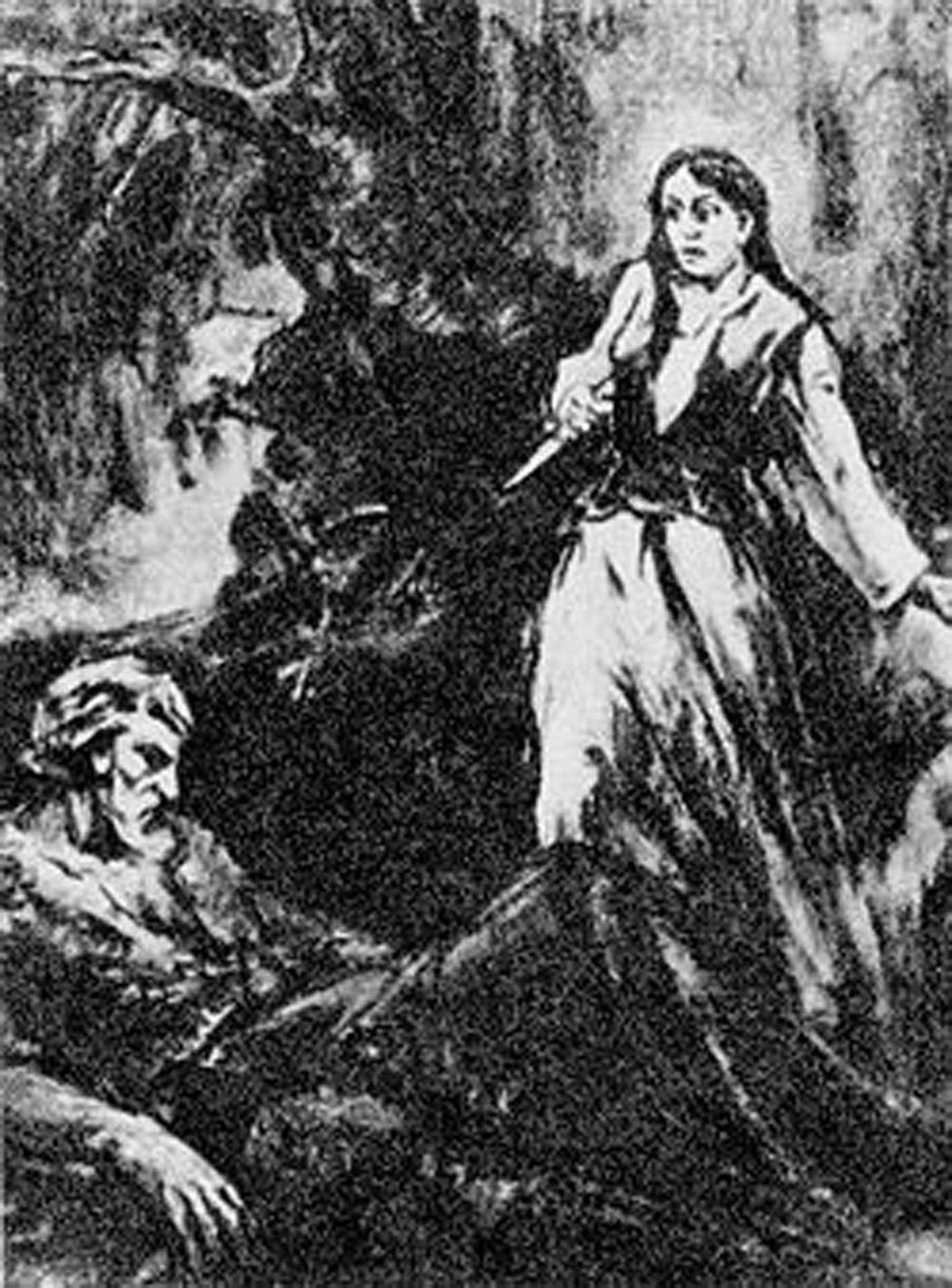 Легенда о Машеке связана с основанием Могилева