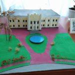 Макет дворца Потемкина