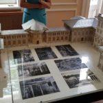 Макет дворце Булгаков в Жиличах