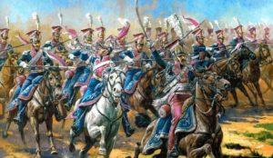 Минские уланы армии Наполеона